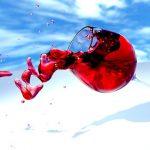 הסרת כתמי יין מהספה- דיימונד קלין
